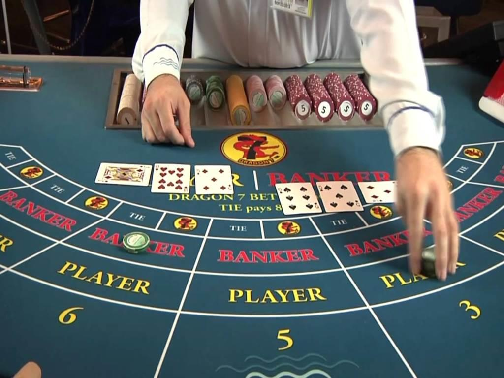 Play Online Baccarat Learn Rules Strategies Hottest Casino Games